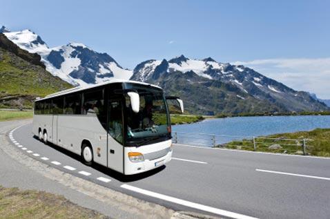 Najam autobusa i minibusa
