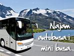 Najam autobusa