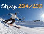 Skijanje 2014 2015