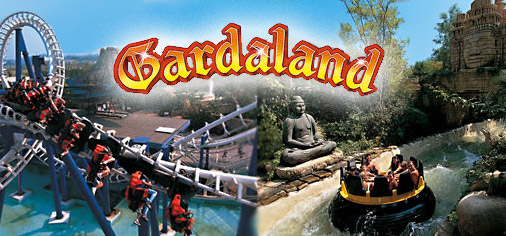 Gardaland i kampiranje na jezeru Garda- Akcija