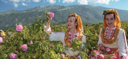 FESTIVAL RUŽA U BUGARSKOJ - 5 DANA