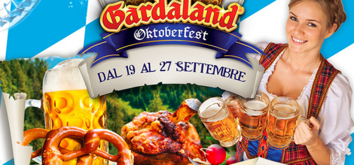 Oktoberfest u Gardalandu  | Termin: 17.09. i 01.10.2016.