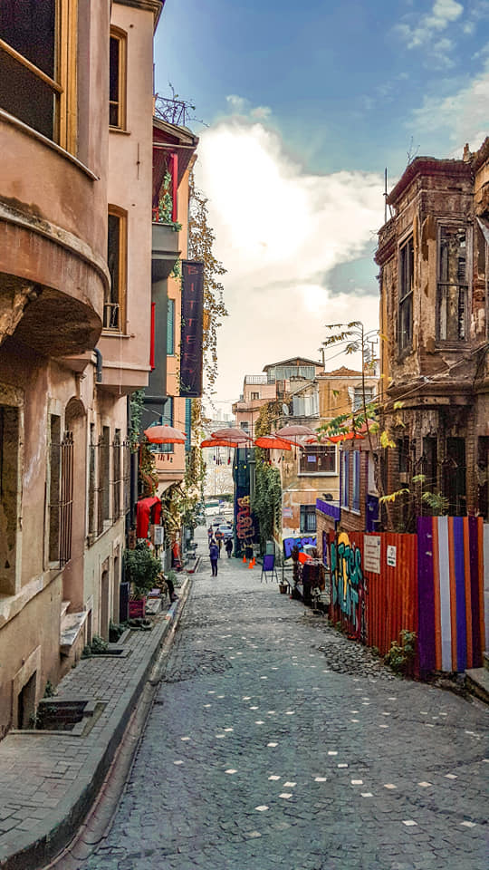 Istanbul – 4 dana avionom 2020.