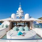Motor Yacht CALLISTO - Sundeck