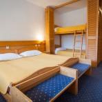Spik 3-star room with bunkbeds