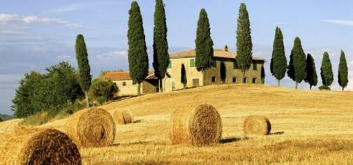 Toskana s Firenzom