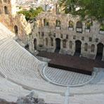 Nova Godina u Grčkoj- Atena