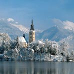 Zimska bajka – Hotel Astoria – Bled