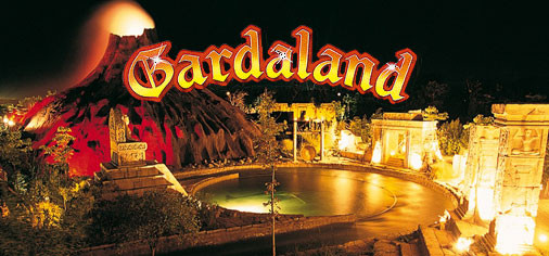Gardaland - Magic Halloween party