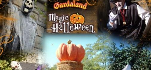 Magic Halloween Gardaland - 1 dan autobusom