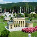 Klagenfurt i Minimundus – 1 dan