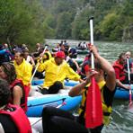 Duo Rafting Mrežnica – jednodnevni