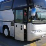 Najam autobusa - klasičan autobus