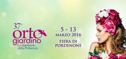 Pordenone - Sajam cvijeća i vrtlarstva |  1 dan autobusom