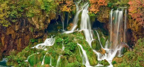 Plitvička jezera - boje jeseni