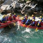 Rafting Soča – dvodnevni