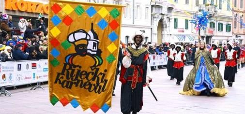 Karneval u RIjeci