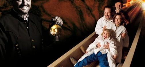 Valentinovo u Salzburgu i austrijska jezera, rudnik soli