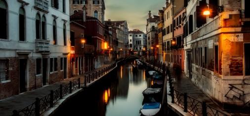 Noćna Venecija i otoci lagune - Burano i Murano - 1 dan